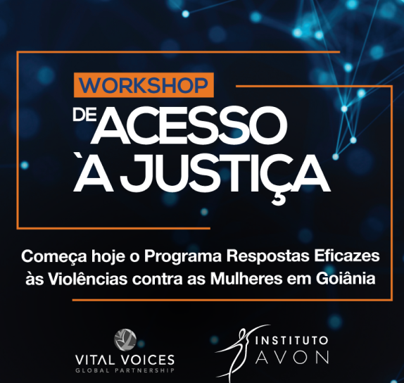 Workshop de acesso à justiça